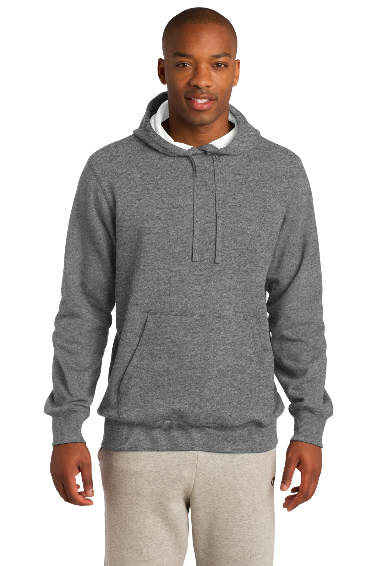 Sport-Tek Tall Pullover Hooded Sweatshirt Mens Tall Hoodie Sweater ...